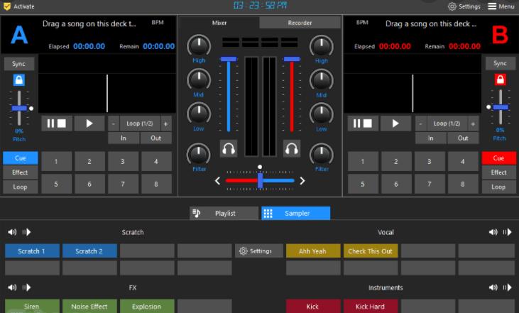 DJ Music Mixer Pro 8.9 Crack With Activation Key 2022
