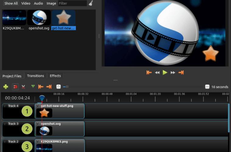 OpenShot Video Editor 2.6.1 Crack + Torrent Download