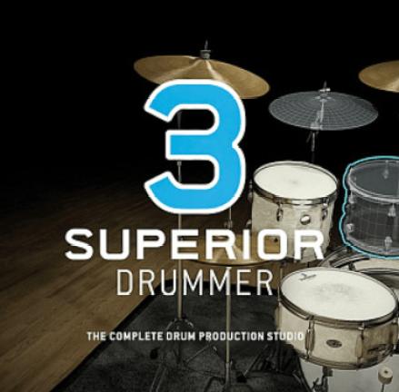 Superior Drummer 3 Torrent + Crack Full Version (Win + MAC)