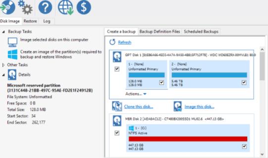 Macrium Reflect 7.3.5555 Crack + License Key Full 2021