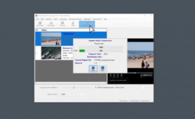 Simple video compressor Crack + Keygen Latest 2021