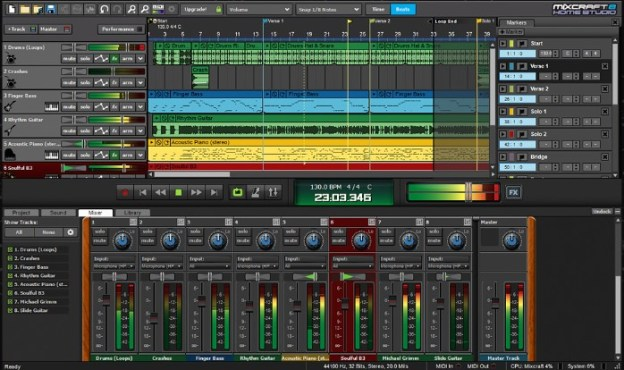 Mixcraft 9 Crack + Registration Code Full Version 2020