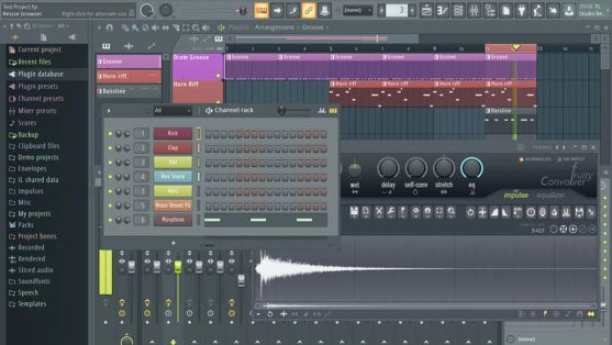FL Studio 20.6.2.1549 Crack Registration Key Full Download
