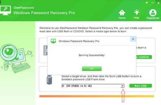 iSeePassword Windows Password Recovery Pro 2.6.2.2 Crack (Full)