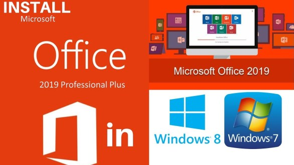 Microsoft Office 2019 Crack With Activator Full Free Download