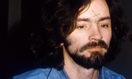 Charles Manson and his murder cult