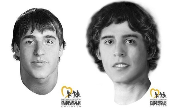 Authorities released images of 2 unidentified John Wayne Gacy victims