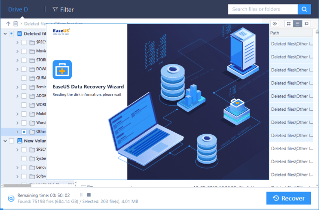 EaseUS Data Recovery 2020 Crack