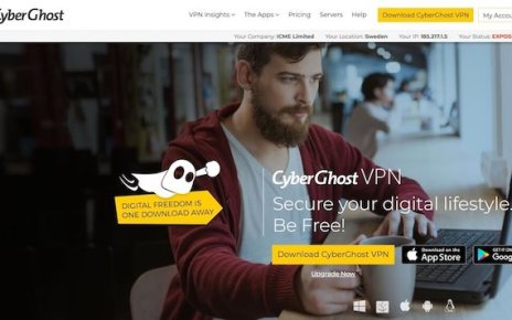 CyberGhost VPN 2020 Crack