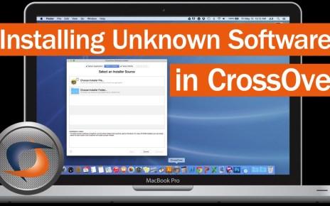 CrossOver Mac 2020 Crack