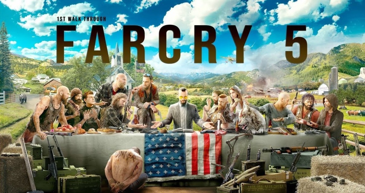 Far Cry 5 Crack 2020