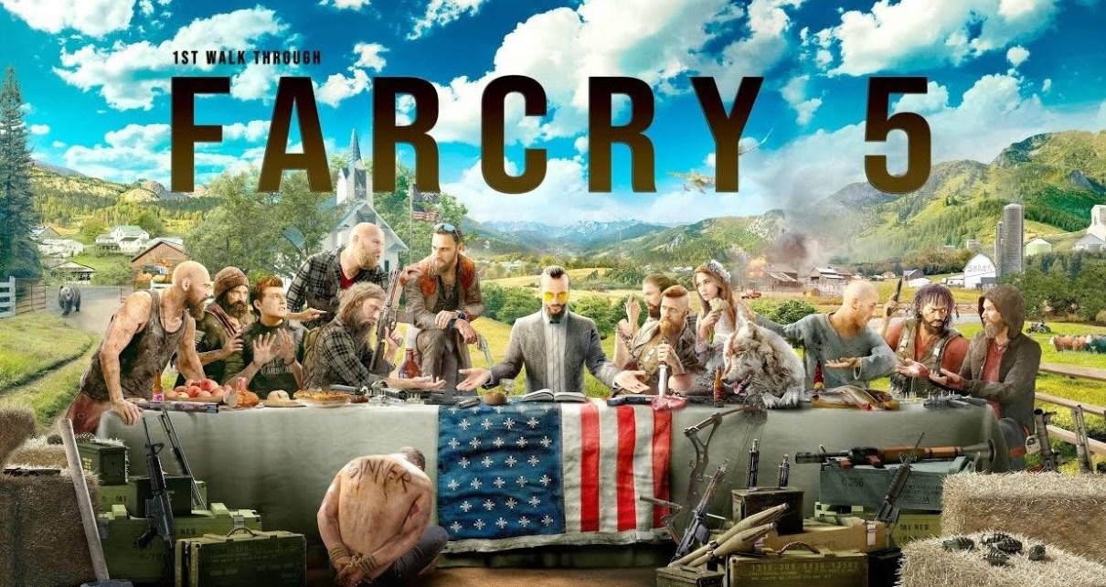 Far Cry 5 Crack 2020