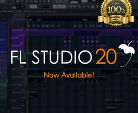 Fl Studio 20 Crack With Torrent + Keygen Full Download 2020