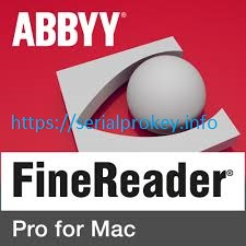 Abbyy Finereader 15 Crack