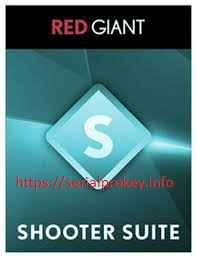 Red Giant Shooter Suite 13.1.10 Crack