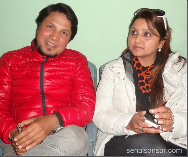deepak raj giri and deepashree niraula chha ekan chha promotion 2