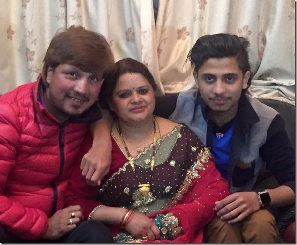 deepak raj giri 27 years of marriage