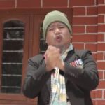 Takme Budo Talks About Earthquake Awareness