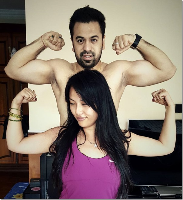 zenisha moktan dikesh muscle