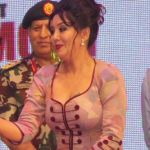 Actress Hot Fashion at LG film award 2016