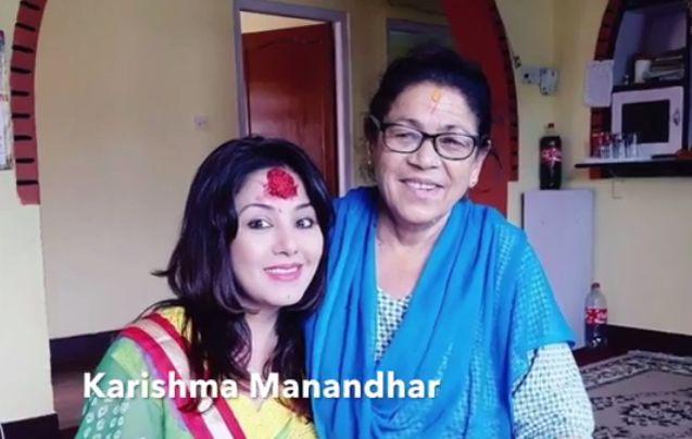 40+ Nepali actress Dashain 2016