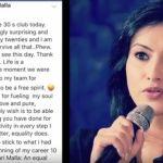 Why Nisha Adhikari added Malla in her name on her 30th Birthday