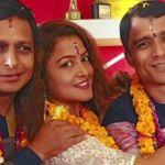 Rekha Thapa's tihar 2016