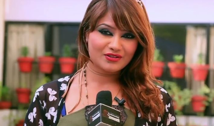 Actress, Model, Dancer Priya Rijal बिवाह नगरी छोरो जन्माएँ