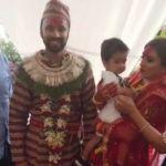 बिवाह मण्डपमा शुभसंकेत निशा र शरदको बिहे झलक - Nisha Adhikari and Sharad Vesawakar wedding