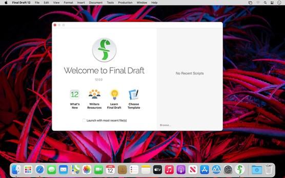 Final Draft Serial Key