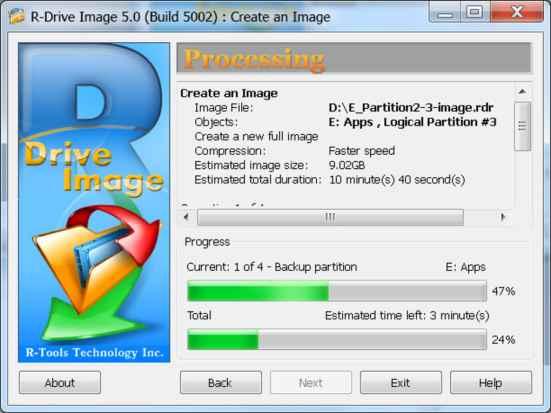 R-Drive Image Full Crack
