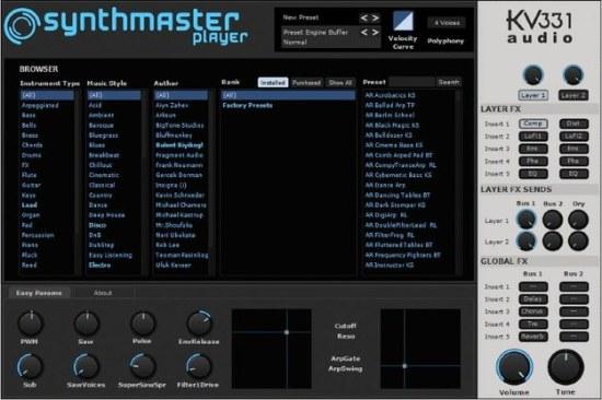 SynthMaster VST Full Crack