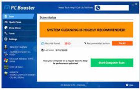 PC Booster Premium License key