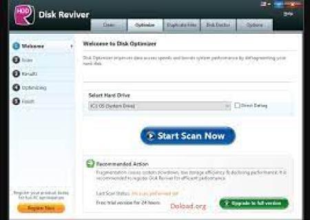 ReviverSoft Disk Reviver Serial Key