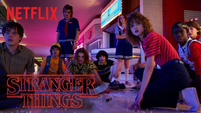 """""""STRANGER THINGS 3"""", IL PRIMO TRAILER"""