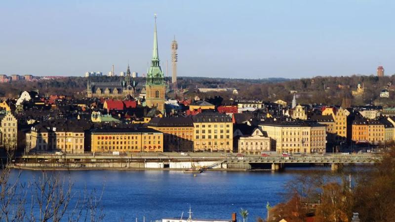 5 jours à Stockholm