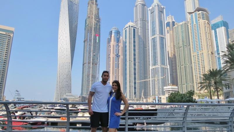 9 jours aux Emirats Arabes Unis