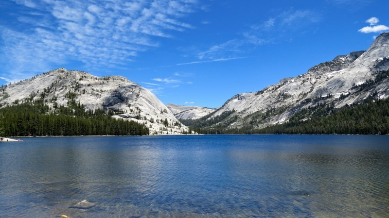 2 jours de randonnée à Yosemite