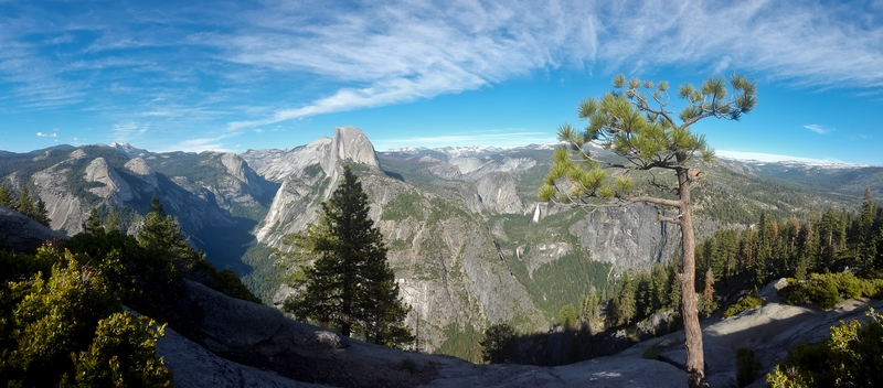 Serial-Travelers-Yosemite-valley-glacier-point-panorama