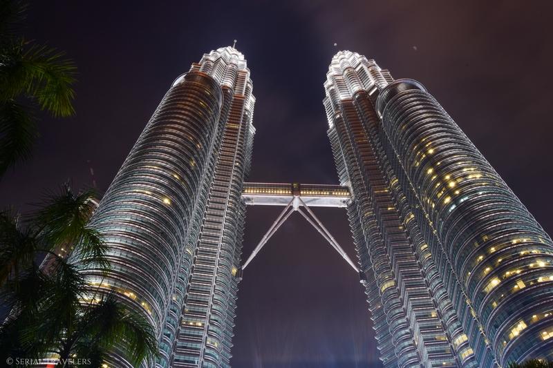 Les meilleurs spots photo sur les Petronas Twin Towers