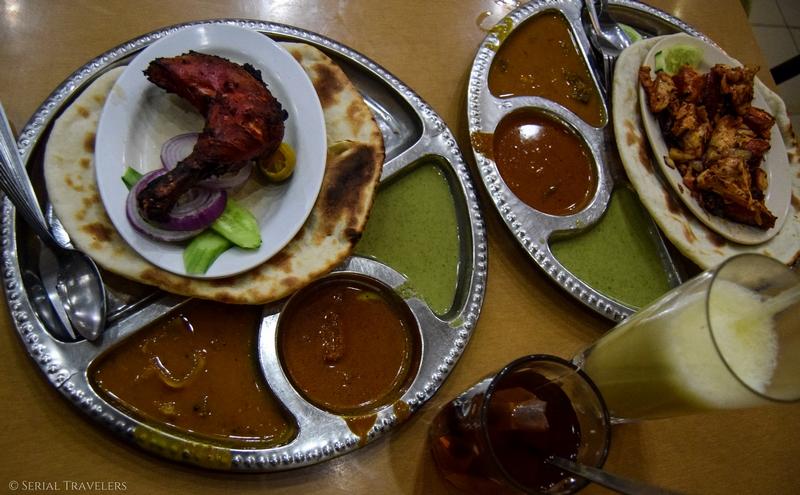serial-travelers-malaisie-kuala-lumpur-india-food-tandoori-tikka-masala-naan