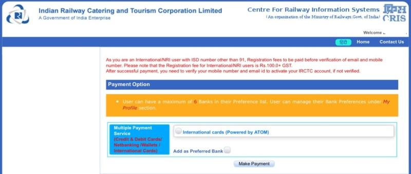 serial-travelers-asie-inde-comment-réserver-train-en-inde-cleartrip-international-user-number-registration-fee