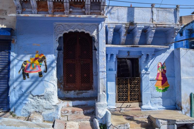 Jodhpur, la perle bleue du Rajasthan