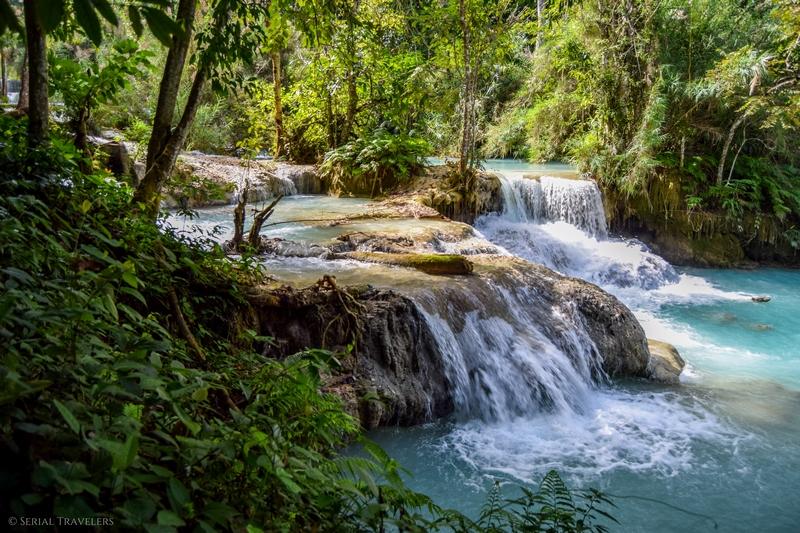 Astuces et conseils pour une visite réussie des cascades de Kuang Si à Luang Prabang !