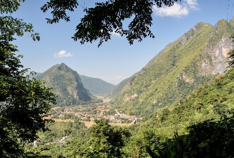 4 jours à Nong Khiaw dans les montagnes du Nord du Laos