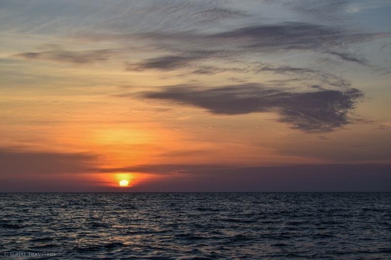 Plage et farniente au Sud du Cambodge à Otres Beach 2
