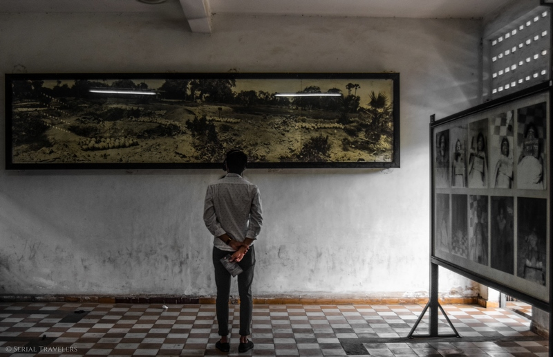 serial-travelers-cambodge-phnom-penh-musee-genocide-tuol-sleng-s21-khmer-rouge-tableau