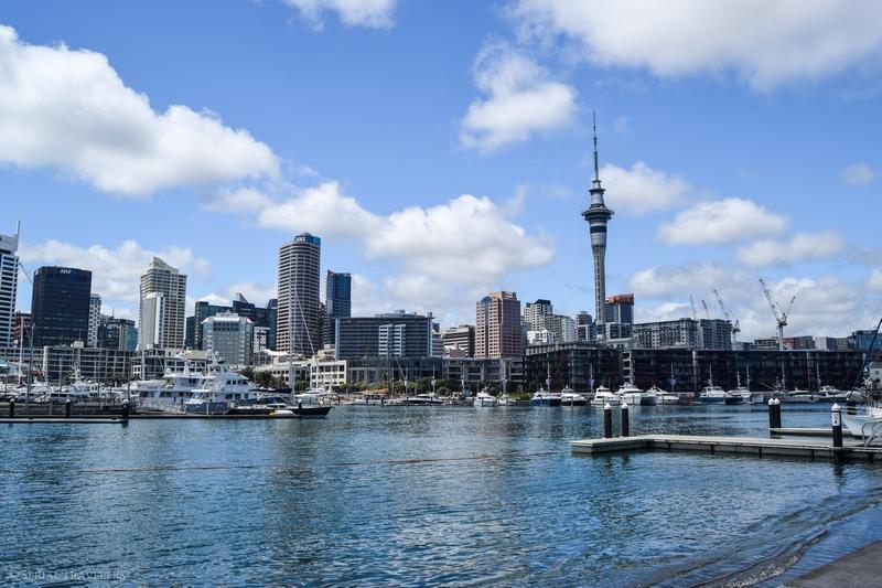 Une journée à la découverte d'Auckland, la cité des voiles !