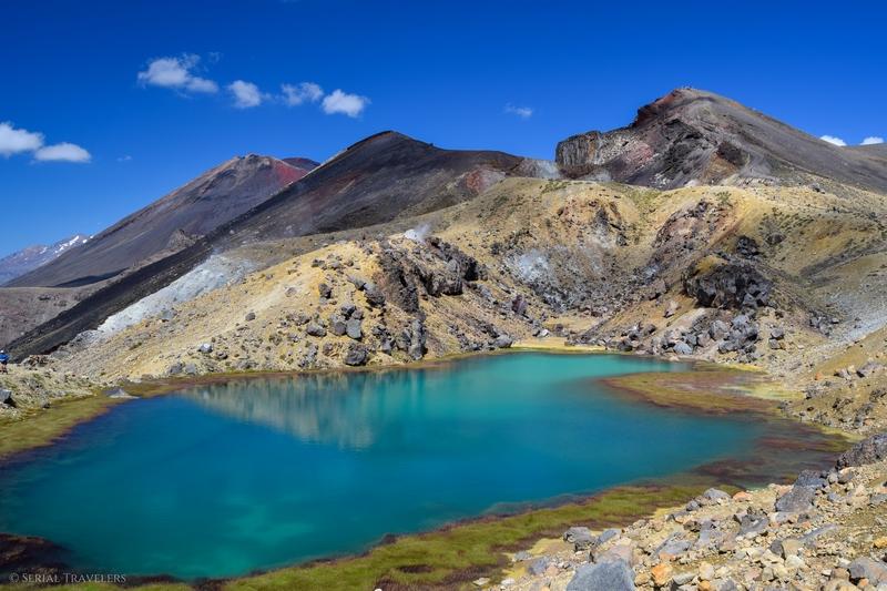 À l'assaut du Tongariro Alpine Crossing, l'une des plus belles randonnées de Nouvelle-Zélande !