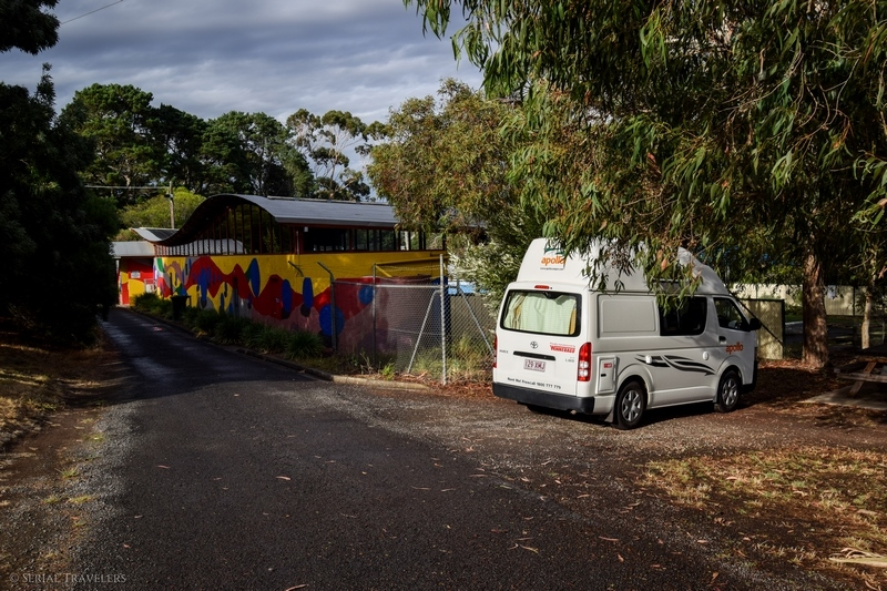 serial-travelers-australie-the-grampians-hawkesdale-freecamp